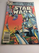Star Wars #53 Marvel Comic Book Series.  Vader, Han Solo, Leia - $8.91
