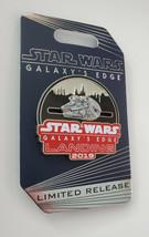 Nwt Limited Release Disney Star Wars: Galaxy's Edge Millenium Falcon Pin - $17.81