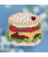 Hamburger Spring Series 2018 seasonal ornament kit cross stitch Mill Hill  - $7.20
