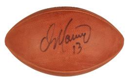 Dan Marino Signed Full Size Wilson NFL Football UDA Dolphins Pitt - $280.49