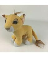 "The Lion King Simba Cub Plush Stuffed Animal Toy Disney Movie 8"" Toy Vin... - $22.23"