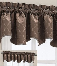 Sun Zero Room Darkening Window Valance JCP NEW 40x18 Energy Efficient Noise - $16.82