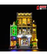LED Light Kit for Police Station - Compatible with Lego 10278 Set - $29.99+