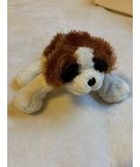 "Ganz Webkinz Lil'Kinz ST. BERNARD PUPPY DOG 6"" Plush Stuffed Animal Used... - $17.59"