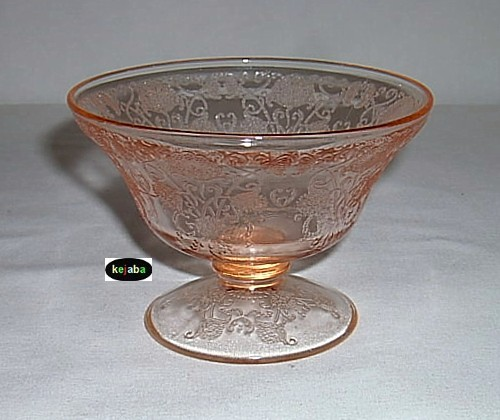 Hazel Atlas Glass Company Candy Dish (1930s): 1 listing