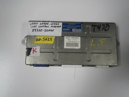 LEXUS LS430 LS400  SEAT CONTROL MODULE  # 89710-50041 (BOX-5625) - $118.75