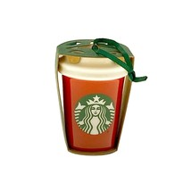 Starbucks Massachusetts MA Local Ornament USA State Red Cup 2016 Mermaid... - $27.71