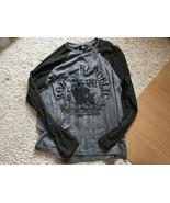 Lot of 2 Rock & Republic Men's Long Sleeve Shirts Size XL Gray Motorcycl... - $2.00
