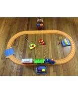 Sesame Street Elmo's Remote Control Railroad Train Toy Tyco Vintage 1997... - $97.96