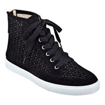 New NINE WEST Badabang REAL Suede sneaker 5.5 8.5 Great Gift Present - $52.50