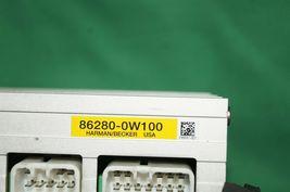Lexus Mark Levinson Radio Stereo Audio Amp Amplifier 86280-0W100 image 5