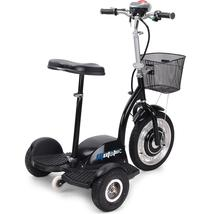 MotoTec Electric Trike 36v 350w Personal Transporter 3 Wheel Trike up to 15 MPH image 6