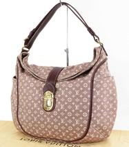 Auth LOUIS VUITTON Romance Red Idylle Canvas Shoulder Hand Bag Purse #19643 - $945.00