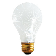 75 Watt Incandescent Standard A19 Rough Service and Shatter Resistant Medium Bas - $106.35