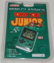 VINTAGE 1998 NINTENDO MINI CLASSICS DONKEY KONG JUNIOR LCD HANDHELD GAME... - $111.97