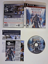 Assassin's Creed: Rogue -- Limited Edition [Sony PlayStation 3, 2014] CO... - $12.27