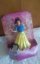 Disneys Princess snow white Rubber 3 1/2 Doll by Disney - $19.99