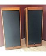 "Vintage Pair of Yamaha NS-A98 Floor Speakers 120 Watts 8 Ohms 39"" Tall - $199.95"