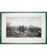 BRITISH CAVALRY After Tel el Kebir Battle vs Ar... - $24.70