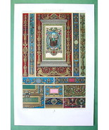 MANUSCRIPT Ornamentation in Renaussance Italy -... - $33.66