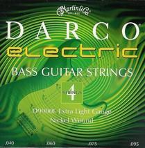 Martin Darco D9900L Nickel Plated Bass Guitar S... - $12.50