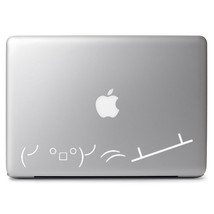 """Multiple Color Flipping Table Emojicon Vinyl Decal Sticker for 13"""" 15"""" Macbook - $8.71+"""