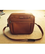 Vintage Mid Century Samsonite Concord Luggage Carry On Travel Satchel, T... - $25.00