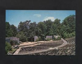 Vintage Postcard 1960s Boone Theater Horn in the West NC  - $4.99