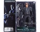 Terminator Figure T 800 Action 2  Neca 7 Toys 3 Endoskeleton Day Series 1 Box US