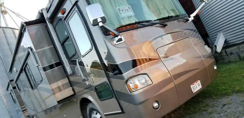 2006 Tiffin Allegro Bus 42QPD For Sale In Fort Myers, FL