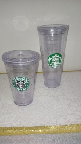 cda7a92ea6e Starbucks Coffee 24 Oz & 12 Oz Cold Cup and 10 similar items