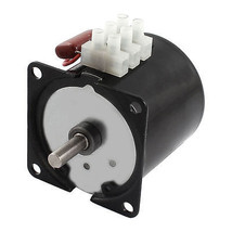 AC 220V 14W 6KG.CM 40RPM Output Speed Synchronous Reducer Gear Motor A60KTYZ - $21.96