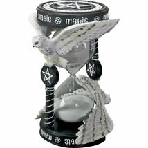 3D Flying Owl Figurine Statue Sandtimer - $45.53