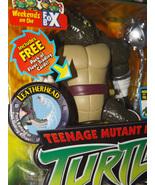 2004 Leatherhead Action Figure, Teenage Mutant Ninja Turtles, Playmates - $49.95