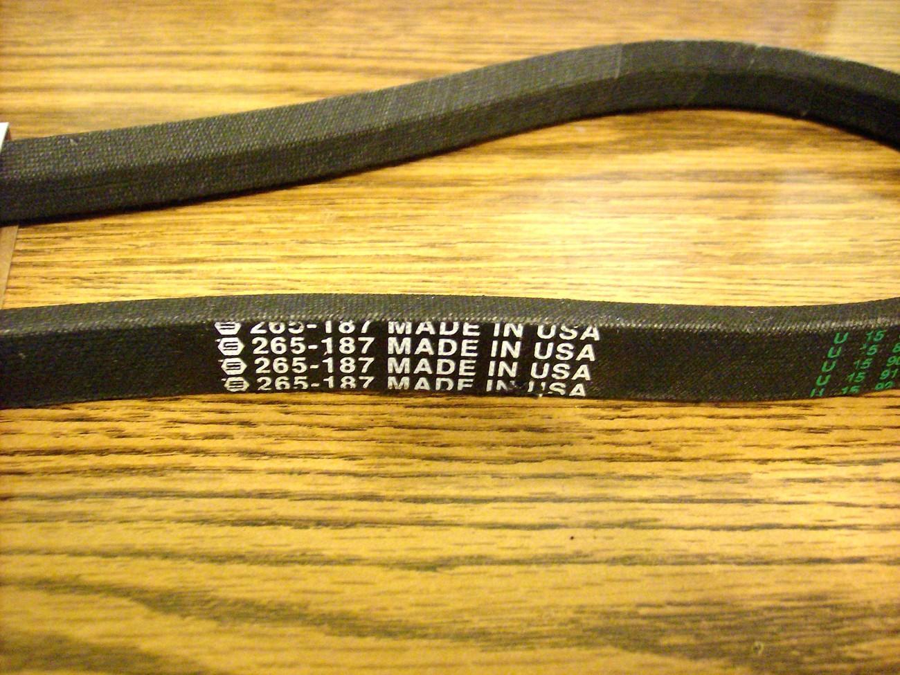 Drive Belt fits Cub Cadet, MTD, Husqvarna 754-04002, 954-04002, 578 45 36-24