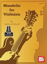 Mandolin For Violinists Book/Book/Online Audio ... - $22.99