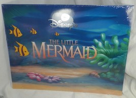 NEW DISNEY'S THE LITTLE MERMAID SET OF 4 LITHOGRAPH PRINTS  -G1 - $19.99