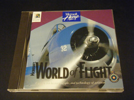 Microsoft World of Flight (PC, 1995) - $9.89