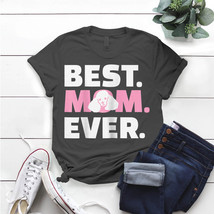 Womens Poodle Mom T- Shirt Birthday Funny Ideas Gift Vintage - $15.99+