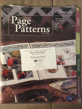 The Creative Memories Collection Page Patterns Tabbed Dividers 8/set - $22.00