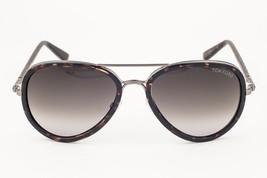 Tom Ford Miles Havana Black / Gray Gradient Sunglasses TF341 09P - $175.42