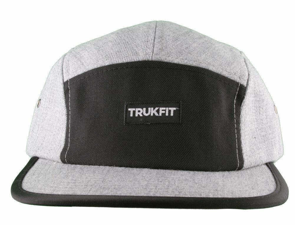 Trukfit Nuances De Gris Camper Chapeau Lil Wayne Universel Musique Groupe O/S