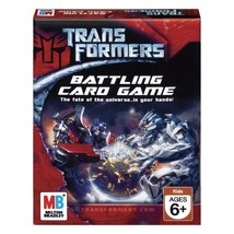 Transformers Card Game - $19.99