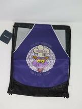 Disney Epcot Food Wine Festival Passholder Cinch Backpack AP Chef Figmen... - $19.79