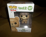 FUNKO POP MOVIES Ted 2 Ted with Remote Pop! Vinyl Figure