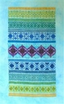 Northern Expressions Needleworks NEN048 - Peacock Band Sampler Chart - $24.47