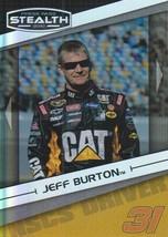 Jeff Burton 2010 Press Pass Stealth Card #5 - $0.99