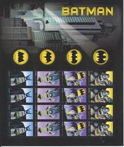 BATMAN 75th Anniversary First Class  (USPS)  FO... - $15.95