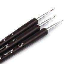 Nail Art Brushes- Professional Nail Art Brushes- Sable Nail Art Brush Pe... - €1,18 EUR