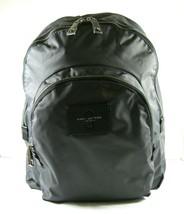 Marc Jacobs NWT $195 Shadow Grey Backpack Book Bag Medium Nylon Zip Arou... - $131.87
